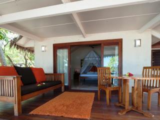 Beachfront Deluxe Spa Villa
