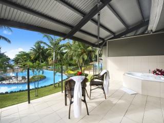 Deluxe Poolview Balcony