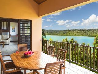 3 Bedroom Lagoon View Balcony