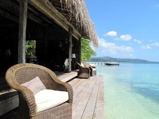 Fish Village Lounge Side View