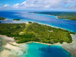 Ratua Island Arial